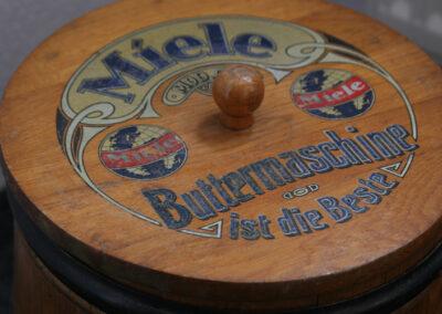 Original Buttermaschine von den Urgroßeltern