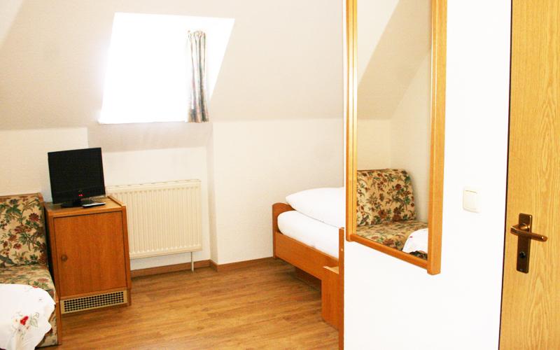 Zweibettzimmer in Derching