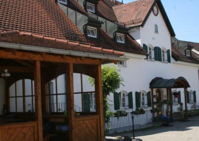 Gästehaus Kastl Übernachten in Friedberg